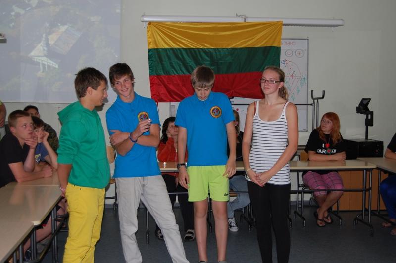 Leedu kultuuriõhtu